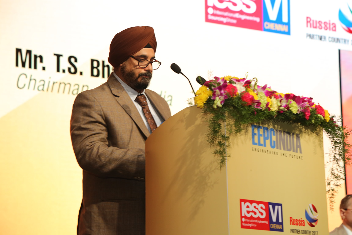 IESS VI - Inaugural Session